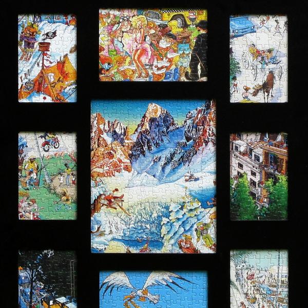 Bien-aimé Carte postale | art contemporain : création et contestation ZE29