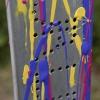 Réglage de la profondeur du champ et balance des couleurs